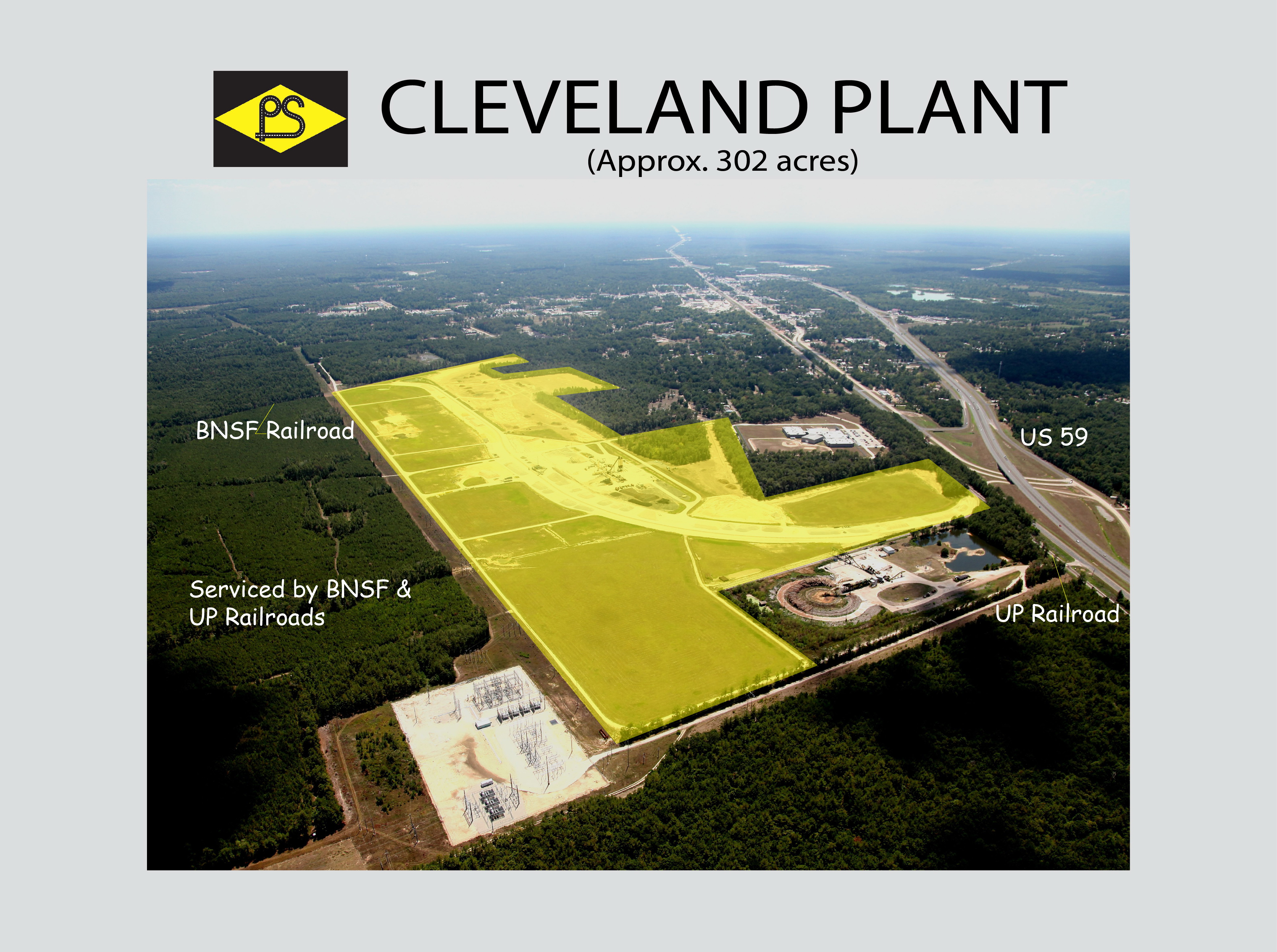 Cleveland Plant Aerial