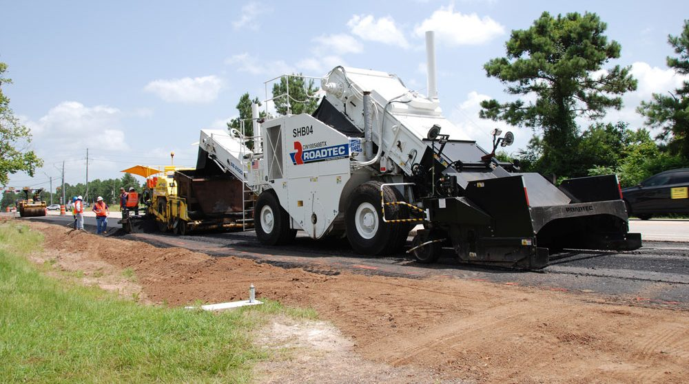 Pavers Supply Co Road Laying